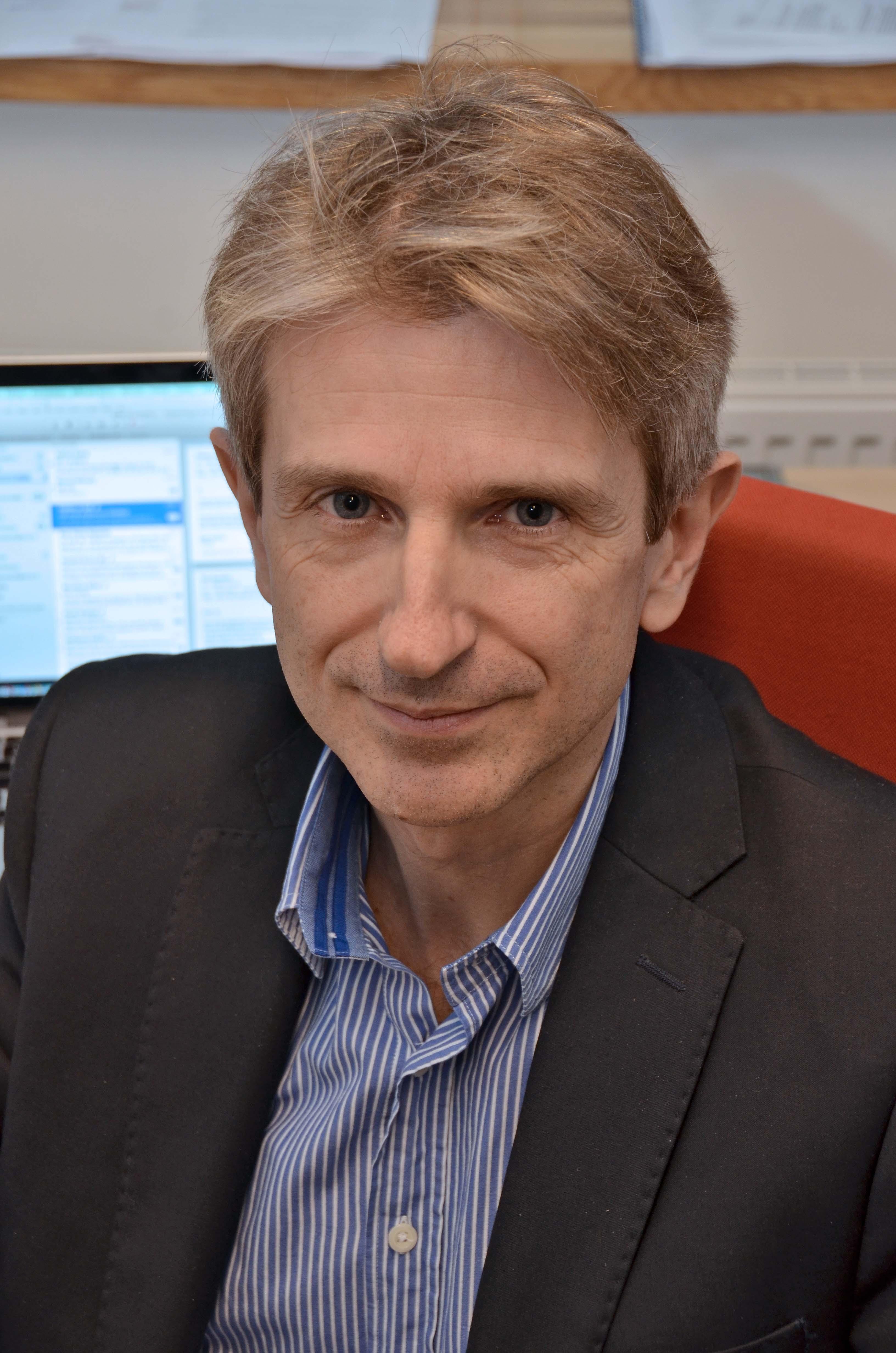 Eric Goubault : Professor, Ecole Polytechnique